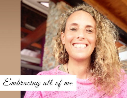 Embracing All Of Me